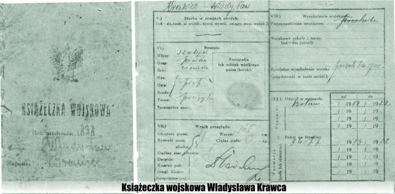 Ksieczka-wojskowa-Wadysawa-Krawca